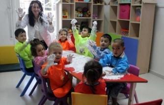 'Kırçiçekleri Anaokulu ve Etüd Merkezi' kaliteli eğitimi ve uzman kadrosu ile hizmet veriyor