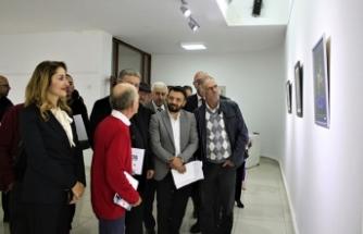 Devlet Fotoğraf Yarışması Sergisi Atatürk Kültür Merkezi Sergi Salonu'nda açıldı