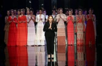 Dilek Hanif, İlkbahar/Yaz 2019 Hazır Giyim Koleksiyonu'nu sergiledi