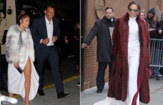 Jennifer Lopez kendiyle yarışıyor