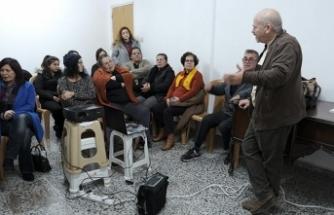 Arda Erkan'ın yaşamını konu alan belgesel film Akdoğan'da gösterildi