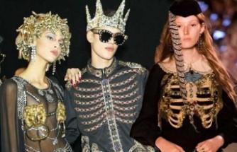 Gucci ve Moschino'nun 2019 İlkbahar Yaz koleksiyonları moda dünyasını karıştırdı