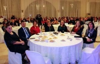 """Meral Akıncı himayelerinde """"Ahmet Selçuk İlkan Konseri"""" gerçekleştirildi"""