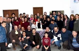 TUFAD ailesi yeni yıla özel bir gece düzenledi