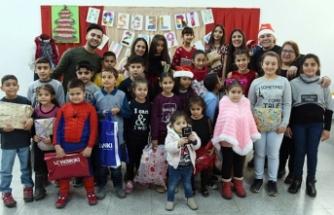 TUFAD'ın minikleri yeni yıl partisinde bir araya geldi