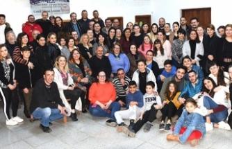 TUFAD'ın, 25'inci yıl kutlamaları büyük bir coşku ile başladı