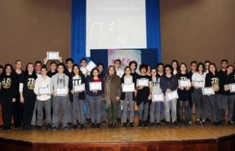 """TED Kuzey Kıbrıs Koleji'nde """"14 Mart Dünya Pi Günü"""" kutlandı"""
