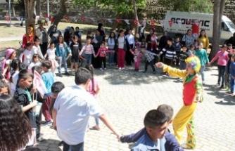 DP Lefkoşa İlçe Kadın Örgütü çocuk festivali düzenledi