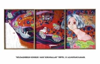 Kültür Dairesi'nin düzenlediği 'Genç Sanatçılar Resim Yarışması'nın sonuçları açıklandı