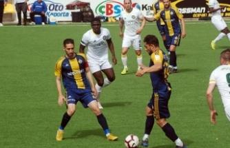 Mağusa Türk Gücü çoştu 6-0