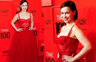 New York'ta düzenlenen Time 100 galasına ünlü isimler akın etti