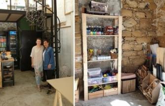 Surlariçi'nde hizmete giren 'Atölye A' bünyesinde birçok çalışma sistemini barındırıyor