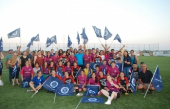 Futbolun kraliçesi Mağusa Akademi