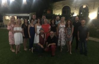 Rehberler Birliğinin 35'inci dönem mezunları Gönyeli'de buluştu