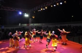 Yeniboğaziçi Pulya Festivali kapsamında Karadenizliler Gecesi de yapıldı