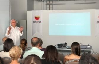 ARUCAD'da yeni akademik yıl Tevfik Balcıoğlu'nun verdiği açılış dersiyle başladı