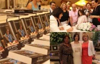 Dr. Sibel Siber'in kaleme aldığı kitabın tanıtımı Merit Lefkoşa Hotel'de yapıldı
