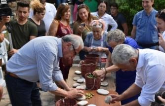 Girne Belediyesi tarafından düzenlenen Zeytin Festivali, renkli görüntülere ev sahipliği yapıyor