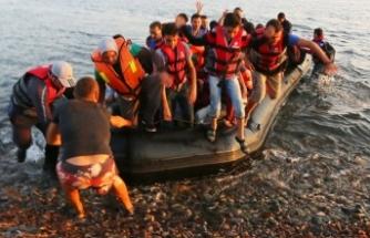 Greko'da 100 Suriyeli