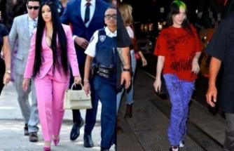 Kıyafetleriyle ilham veren 10 kişi