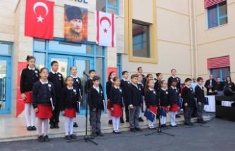 TED Koleji 8-B sınıfı öğrencisi Nez Peker'in Atatürk'e yazdığı mektup çok beğenildi