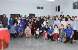 TUFAD'ın Maya Yıldırım için düzenlediği 'Sen de bir el ver, hayata bağla' kampanyası tamamlandı