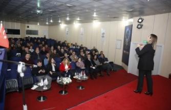 Amatör denizcilik belgesi sınavları yapıldı