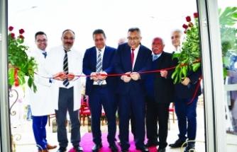 DAÜ Diş Hekimliği Fakülte Binası düzenlenen törenle açıldı