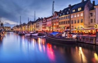 En mutlu insanlar Danimarka'da