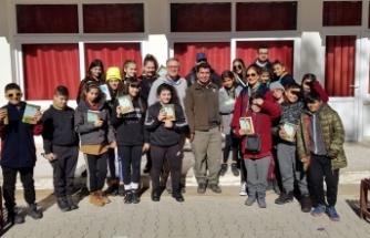 LTB ile LİDER iş birliğinde Esentepe'de kış izcilik kampı gerçekleştirildi