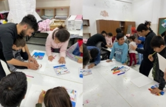 """Maksimum Sanat Minimum Risk Sanat Kampı 2020"" tamamlandı"