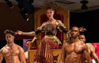 Türk kültüründen esinlendiği ilk koleksiyonunu 2020 Londra Moda Haftası'na taşıdı