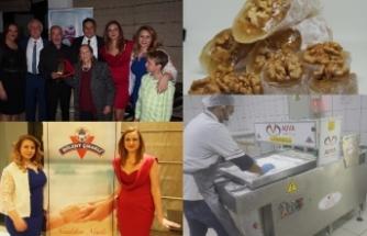 Bülent Çıraklı şirketinin yöneticisi Yeşim Direl Genç Vizyon'a konuk oldu