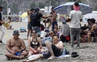 Rio de Janeiro'da Coronavirüsü'nü takan olmadı