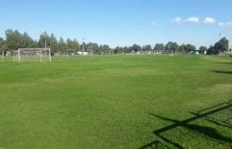Sahalar futbola hazır