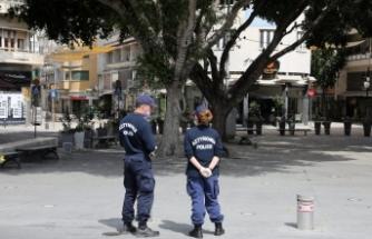 24 kişiye ceza kesildi