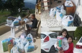 Gıda yardımları Başbakanlık tarafından koordine edilecek