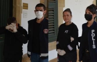 İki kişi tutuklandı