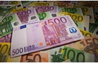 209 Milyon Euro'luk hesap
