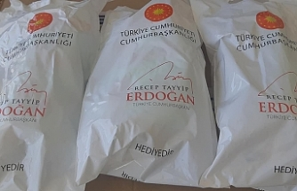 Erdoğan'dan Kıbrıs'a yardım paketi