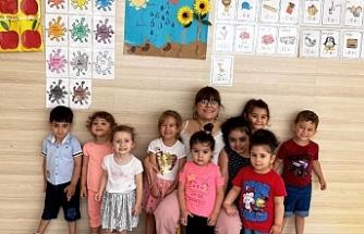 Arıkovanı'nda 3 yaş grubunda yeni heyecan