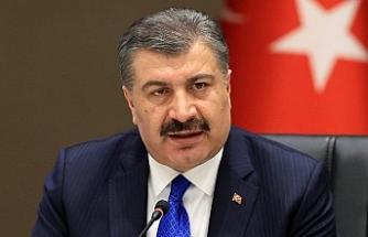 Türkiye'de vaka sayısı 164 bin 769'a çıktı