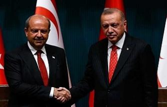 Erdoğan ve Tatar görüştü