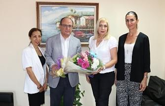 'Nicosia New Generation' Lions Kulübü Diyalog Medya'yı ziyaret etti