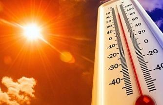 Sıcaklık 41 derece!