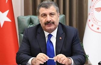 Türkiye'de bin 3 yeni vaka
