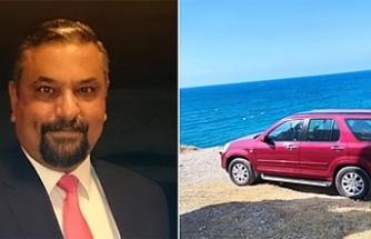 Adnan Khashman aracında ölü olarak bulundu