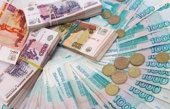 Güney'e 2 trilyon Rus Rublesi aktarıldı