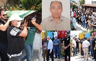 Mustafa Akar dün gözyaşları arasında toprağa verildi