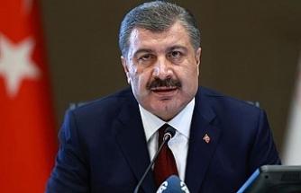 Türkiye'de bin 185 yeni vaka tespit edildi